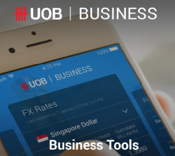 Uob group forex